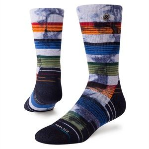 Stance Adventure 360 Socks Redstone Hike Medium